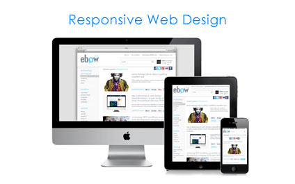 We offer Responsive web design solutions to access your website from any type of device or platforms